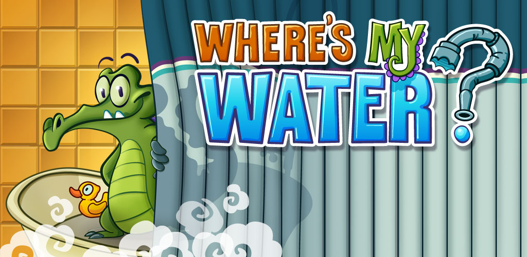 Image result for Where's My Water?