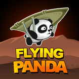 Flying panda game