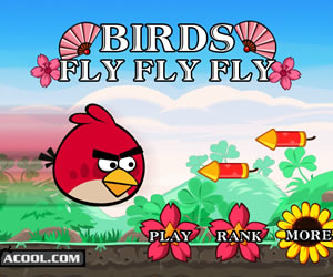 fly birds games