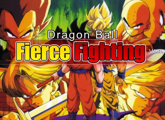Dragon Ball Fierce Fighting v1.9