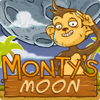 Play Monty's Moon game online