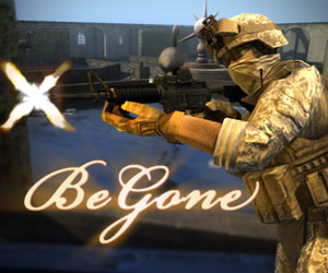 Be Gone Guerra Online