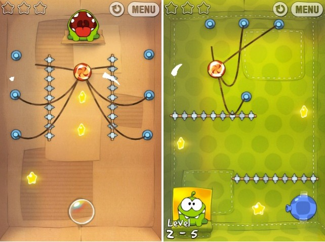 online games cut the rope