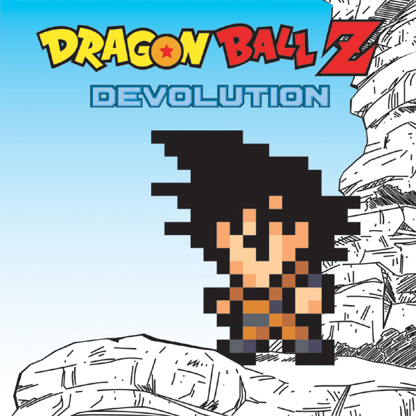 Dragon Ball Z devolution new version