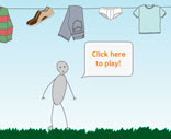 Learn English Clothes Game