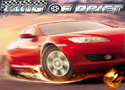 King of drift game