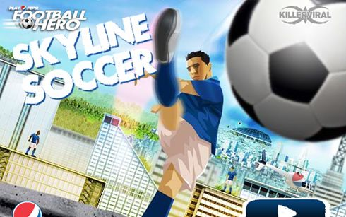 Play Skyline Soccer Game