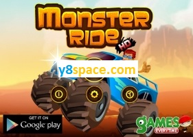 Monster Ride HD Online