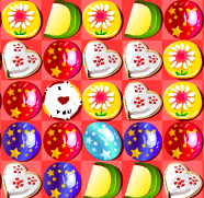 I love Candy game