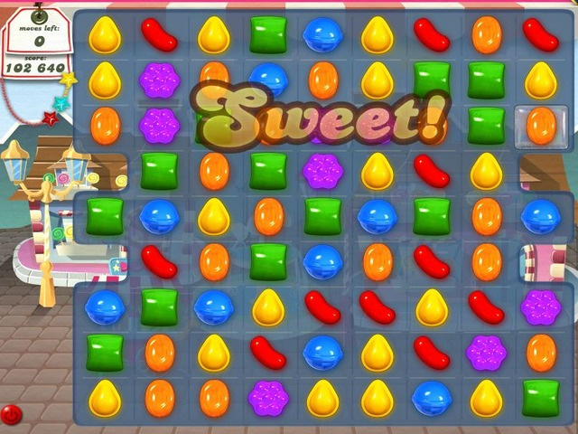 Play Candy Crush Saga on Android and iOS
