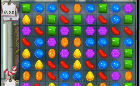 Candy Crush Saga Online - Y8 Games