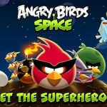 Angry birds space story video