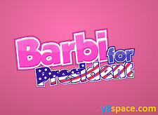 Barbie for President Game