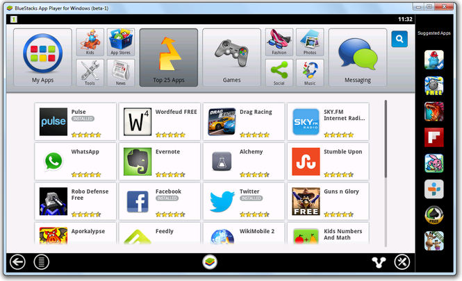 BlueStacks image