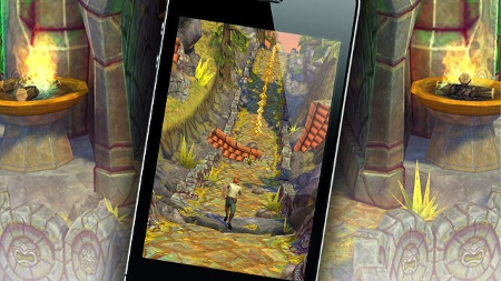 temple run ios
